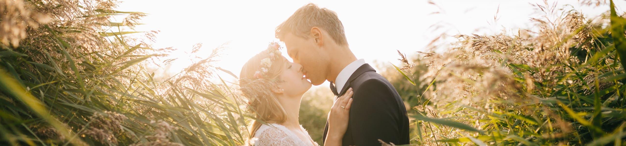 Brautpaar Hochzeit Heiraten